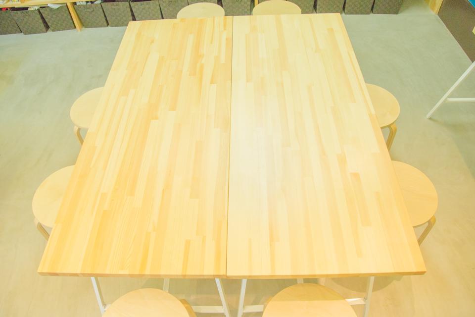 テーブル(8人)