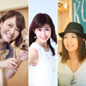 イベントのお知らせ【起業女性のトークイベント】